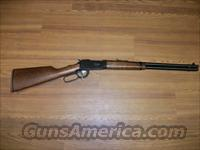 MOSSBERG 464 LEVER ACTION RIFLE