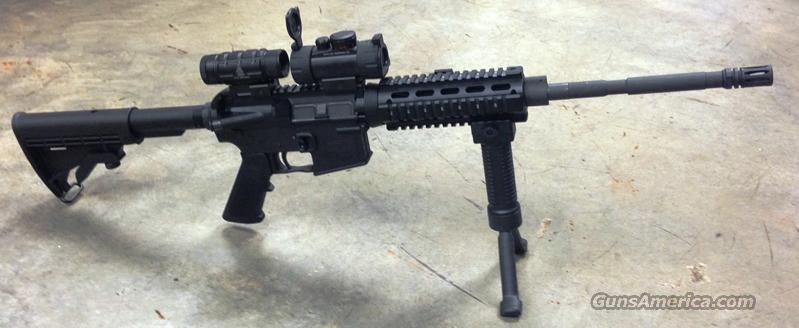 Custom New Frontier Ar 15 M4 Waccessories For Sale
