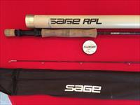 "Sage 896 RPL 2pc Fly Rod - Graphite III - 9'6"" - 3.75oz - #8 Line"