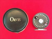 Orvis Battenkill Disk 5/6 Fly Fishing Reel with WF-6F Fly Line & Backing