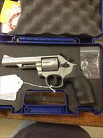 Smith and Wesson Model 66 Combat Magnum