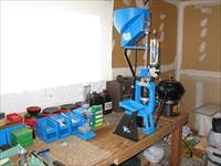 Dillon XL650 loaded with options and components XL 650 Reloading Press