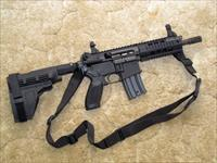 SIG 516P 5.56x45mm Pistol (P516G2-7B-PSB) with Stabilizing Brace and more
