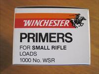 Winchester Primers 1000 Loads In The Box