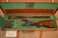 Pedersoli /Trail Guns Amory Kodiak Mark IV Double Express Rifle - Cased