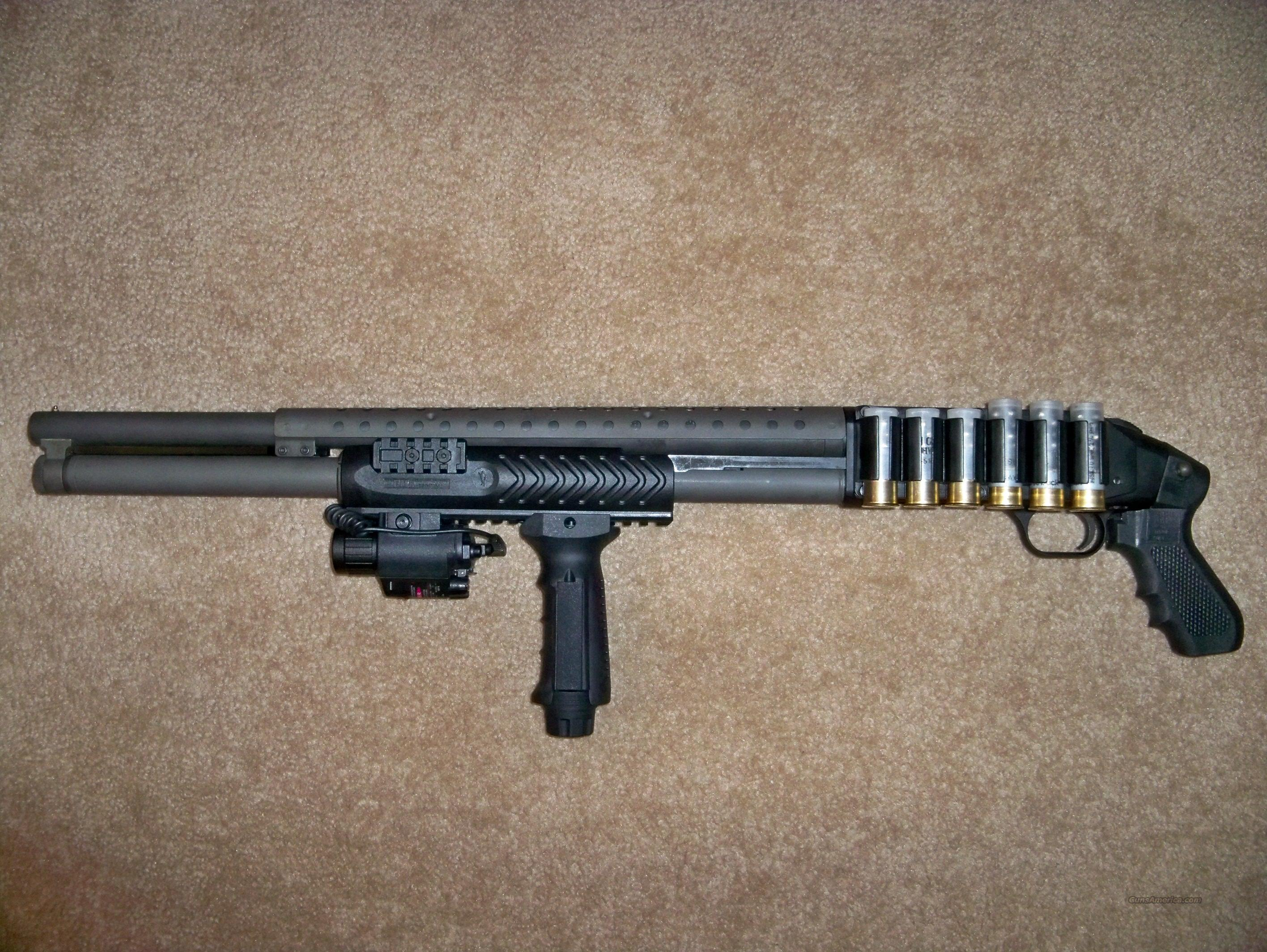 Awesome Mossberg 500 Home Defense Shotgun 12 Ga Tactical