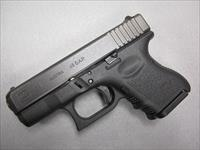 Glock 39 in .45GAP! With 2 magazines and case! Never Fired!