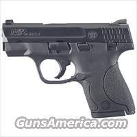 SMITH & WESSON M&P SHIELD 40S&W 6RD BLK COMPACT