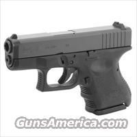GLOCK 27 .40S&W Caliber Safe-Action Pistol