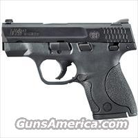 SMITH & WESSON M&P SHIELD 9MM COMPACT