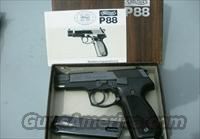 Walther P88 (full size) with box, Manual, Xtra Mag