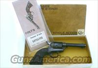 "Colt Peacemaker 22 4.4"" with box manual"