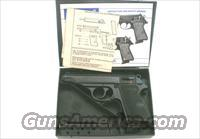 WALTHER PP 380ASNIB INTERARMS IMPORT