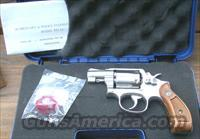 SMITH & WESSON M-64-2 38 SPL 2 INCH BL