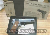 EARLY COLT COMBAT COMMANDER SERIES 70