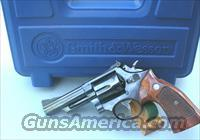 "Smith & Wesson M-19-3 4"" 357 mag"