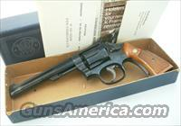 SMITH & WESSON M-48-4, BOX, PAPERS