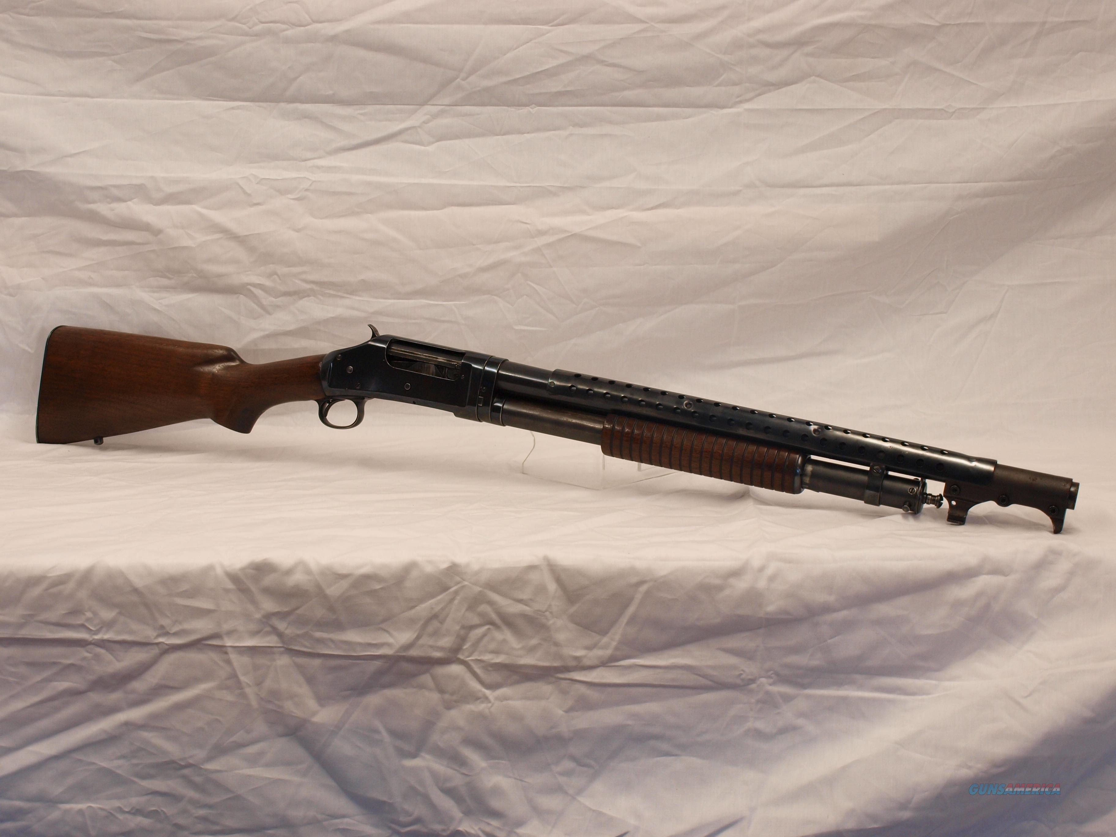 Winchester Model 1897 Trench Gun WWII