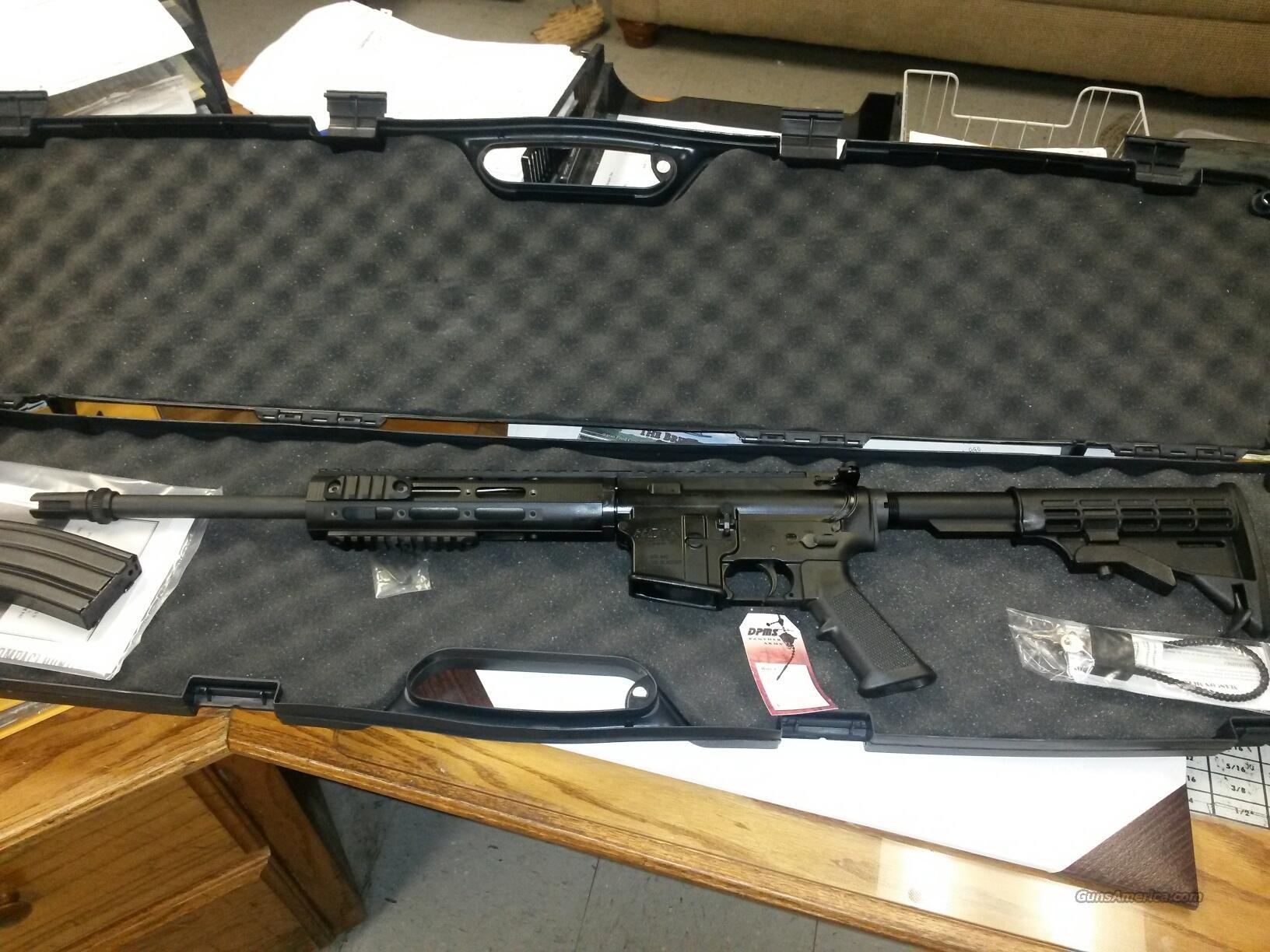 DPMS 300 AAC Blackout Rifle