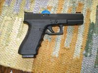Glock 22  with fiber optic sights   NICE!