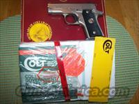 Colt Rare Colt Guard Mustang MKIV 380 Box Papers