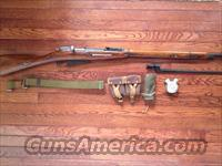 BEFORE THE BAN!! FALL 2014 SALE ! Reduced $175!!   Presentation Grade A++ Matching Serial Numbers**FREE Military Acc. Pack Value $75 WORLD WAR II ISSUE **Russian 1891/30 7.62x54R  Mosin Nagant Rifle