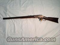 "1873 Winchester 32-20 ""Gun That Won The West"""