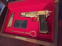 Browning HI Power Gold Limited Edition