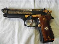 The Unites States Navy Commemorative Beretta M9