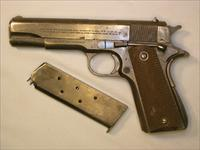 WWI Colt 1911 US Army .45 acp pistol....good shooter
