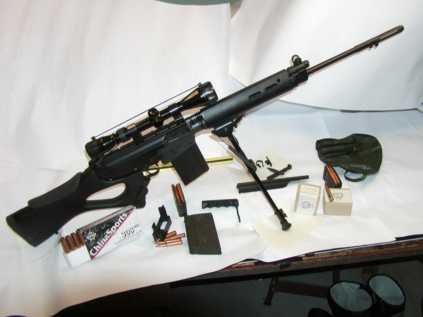 Fn Fal L1a1 Semi Auto Rifle For Sale
