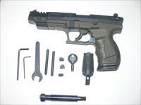 "Walther P22 Target, includes BOTH the 5"" and 3.42"" Barrels! Used"