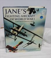 Janes fighting aircraft of WWI book airplanes
