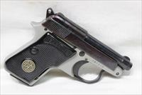 Beretta 950 6.35 25acp two tone Italy used