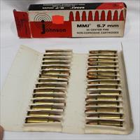 5.7 johnson ammo