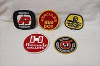 Hodgdon Redfield Hercules patches