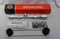 Simmons 4x32 1033 factory refurbished 22lr scope