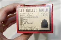 Lee 575 285 gr bullet mold round ball new black powder