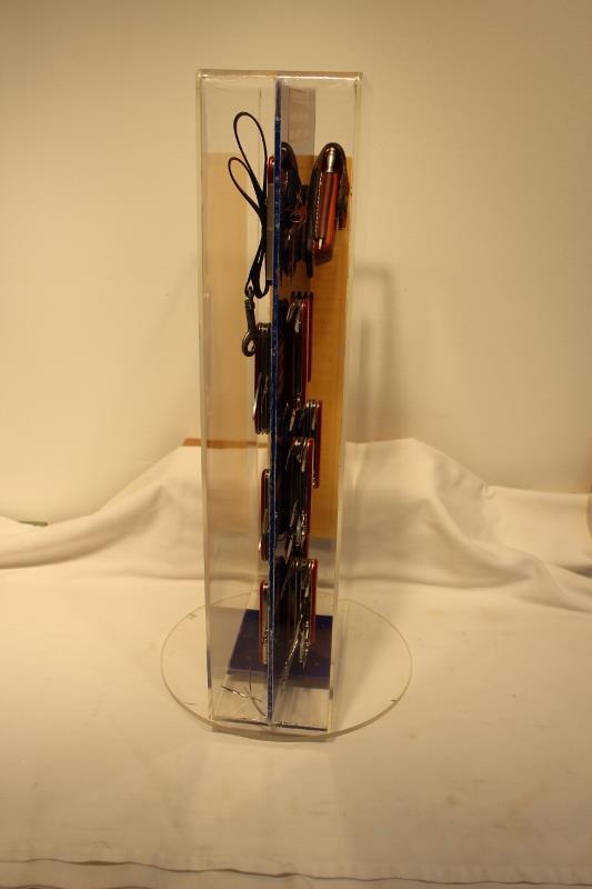 Swiss Army Knife Display For Sale
