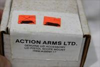 Action Arms UZI scope mounts NEW original