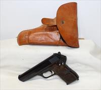 CZ 52 7.62x25 with holster as NEW
