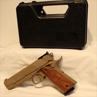 Iver Johnson Eagle Coyote Tan 45acp 1911A1