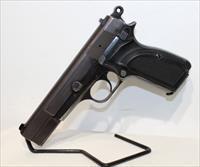 Browning FN Herstal Hi Power Steel 9mm