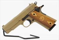 Iver Johnson Falcon 45acp Coyote Tan 1911 style not 1911A1