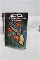 Blue Book 34th 2014 book of gun values