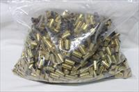 9mm once fired brass 1,000 rounds