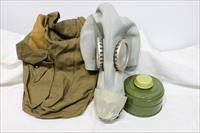 East German gas mask NEW