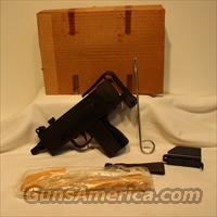 Ingram MAC 10 45acp NIB powder springs