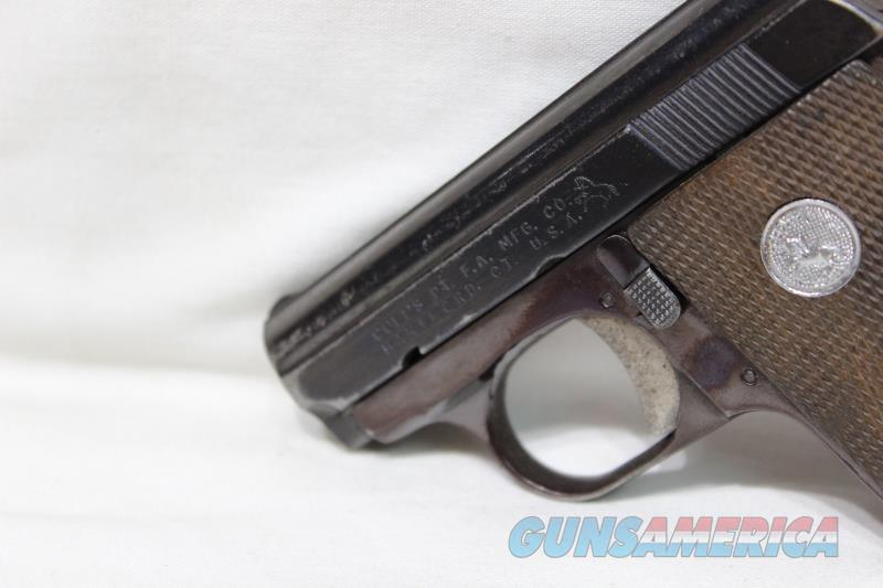 MINT NICKEL BABY BROWNING WITH ORIGINAL LEATHER for sale