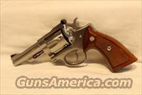 Ruger Security Six 357 used